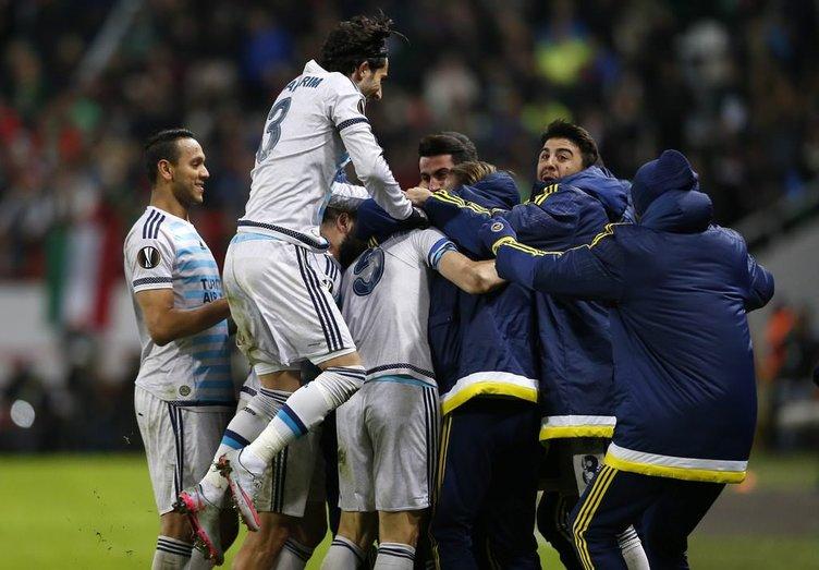 Fenerbahçe - Braga maçının tweetleri olay oldu