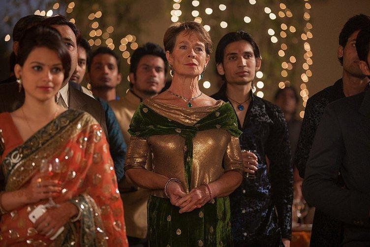 Marigold Oteli'nde Hayatımın Tatili 2 filminden kareler