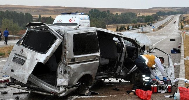Kurban Bayramı tatilinin kaza bilançosu açıklandı
