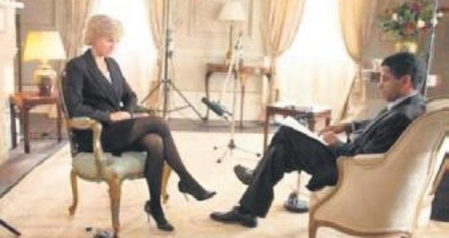 Diana'nın röportajı TV tarihine geçti