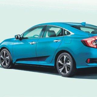 Honda Civic Sedan yenilendi