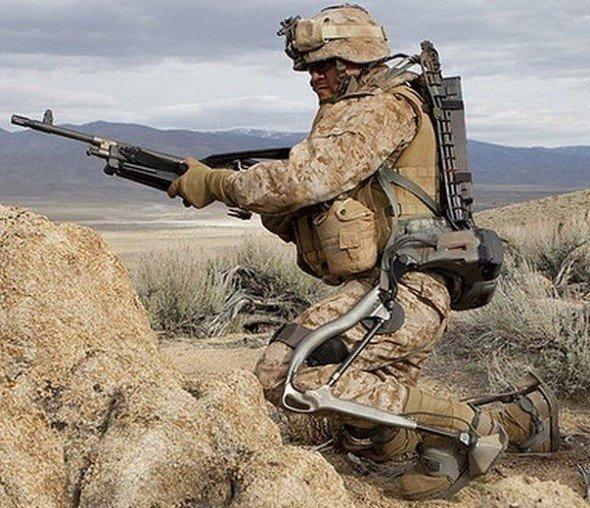 Son teknoloji savaş makineleri