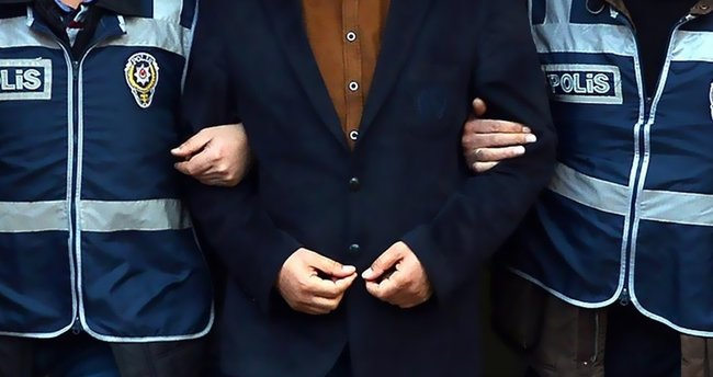 Kayseri'de FETÖ'den alınan 4 kişiden biri tutuklandı