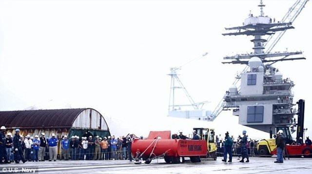 İşte ABD donanmasının yeni silahı!