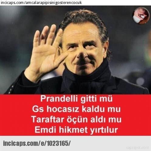 Prandelli'nin gidişinden sonra sosyal medya