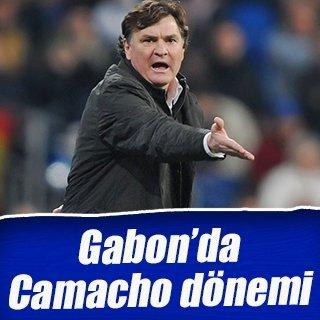 Gabon'da Camacho dönemi başladı