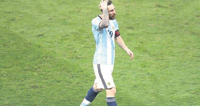 Arjantin tehlikede!