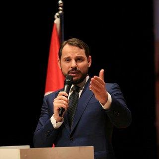 Bakan Berat Albayrak Beşiktaş`a tebrik etti