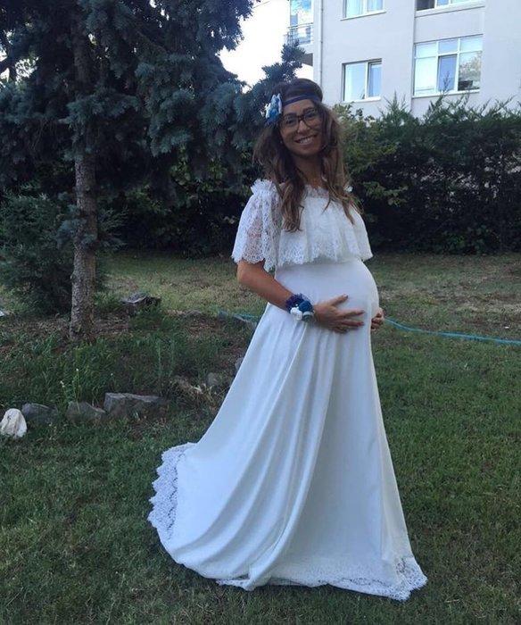 Bu yazın ortak kültürü volanlı elbiseler…