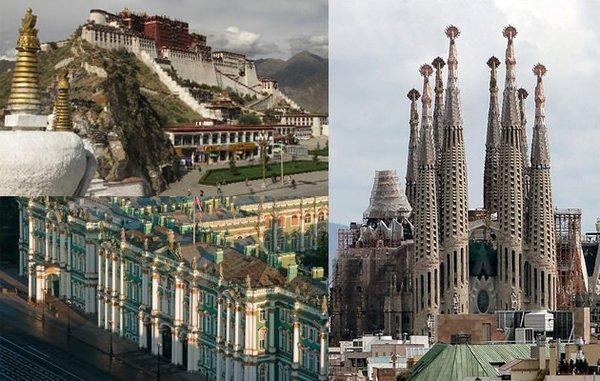 En güzel 10 binadan biri Türkiye'de