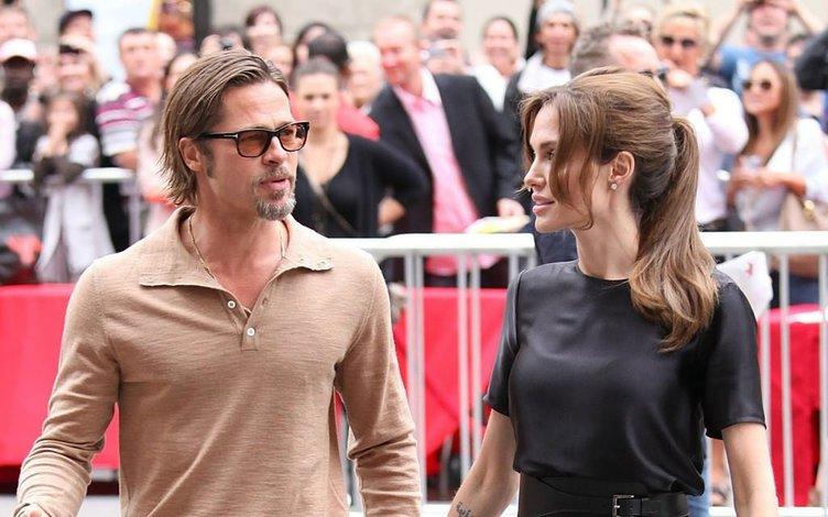 Mahkemeden Brad Pitt'e iyi haber
