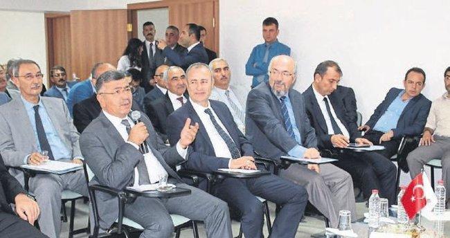 Başkan Akdoğan'dan Kızılca Deresi serzenişi