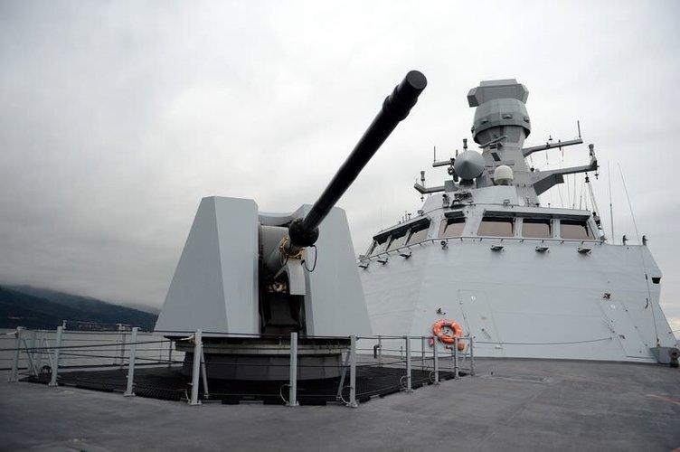 Türk Donanmasının göz bebeği