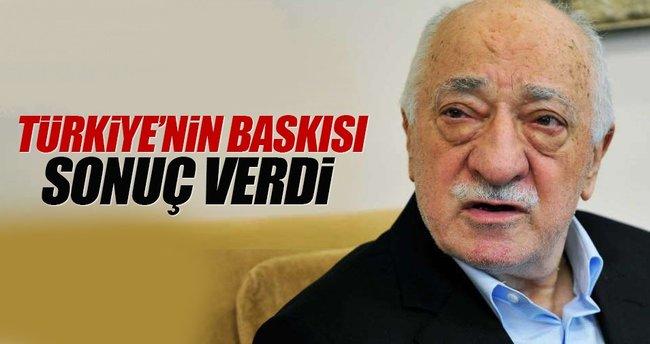 Teröristbaşı Gülen'in ABD'deki şebekesi baskı altında
