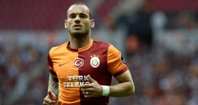 Aslan'ı Sneijder korkusu sardı!