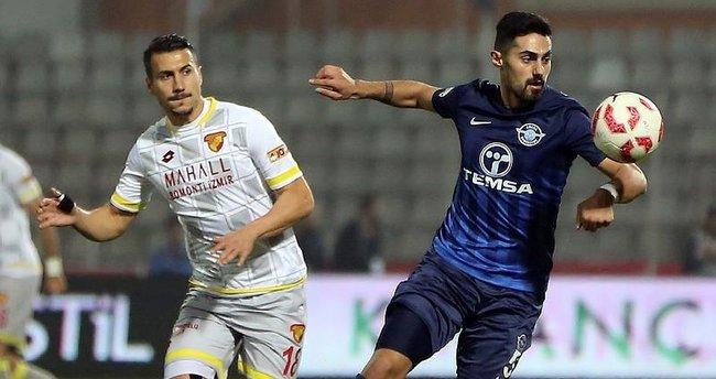 Adana Demirspor, Göz-Göz'ü 2 golle geçti