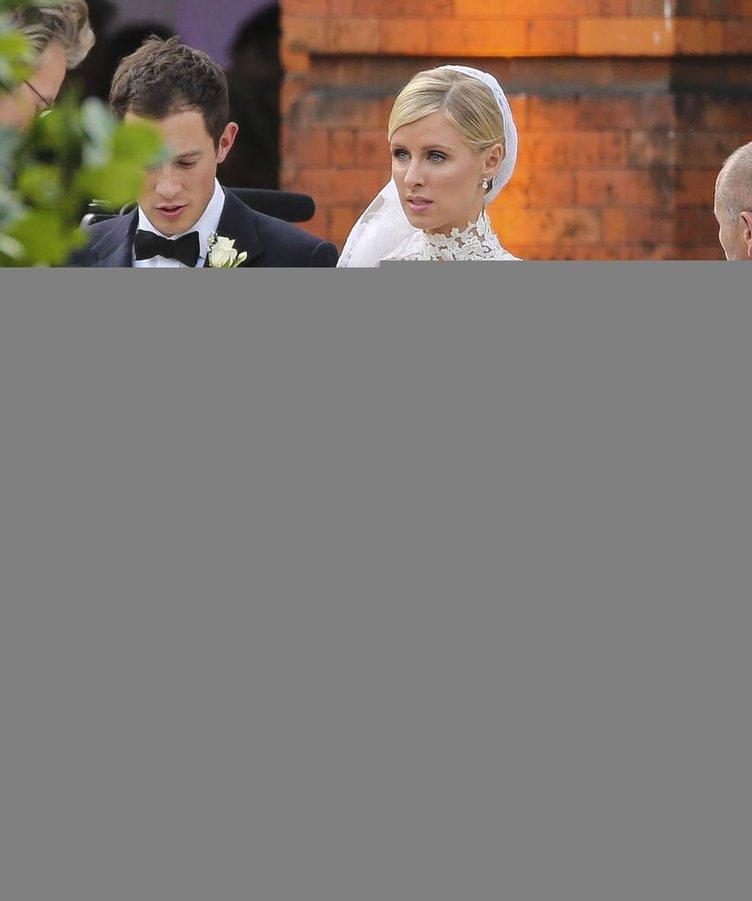 Nicky Hilton evlendi