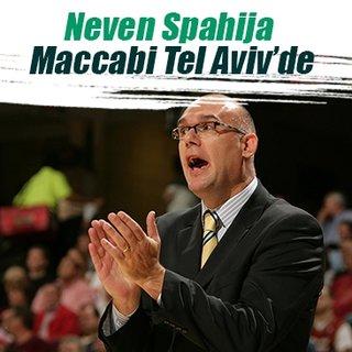 Spahija, Maccabi Tel Aviv'de
