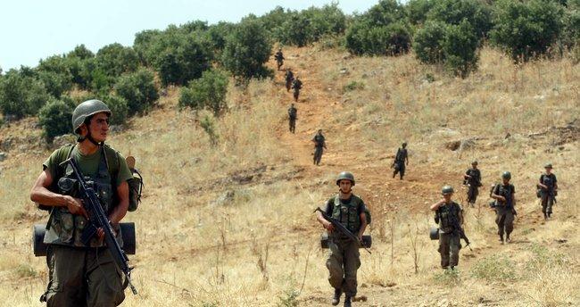 Lice'de 1 terörist öldürüldü
