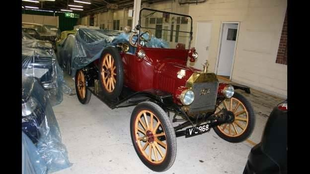 Ford'un Dagenham Fabrikası'ndan geriye kalanlar