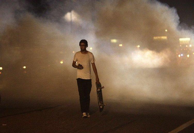 Obama'ya tatili haram eden isyan