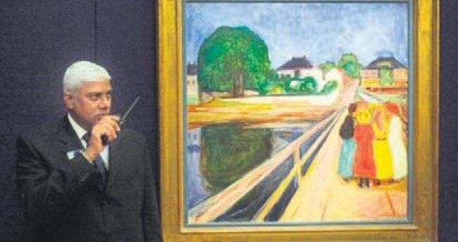 'Köprüdeki Kızlar' müzayedeye gidiyor