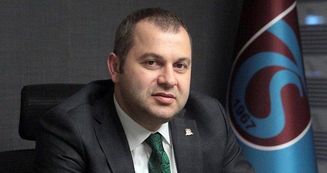 Trabzonspor'dan 'görev başındayız' mesajı