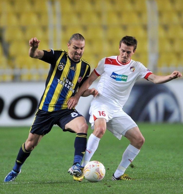 Fenerbahçe - Viktoria Plzen
