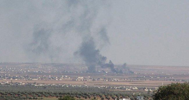 DAEŞ'in bomba yüklü aracı havaya uçuruldu!
