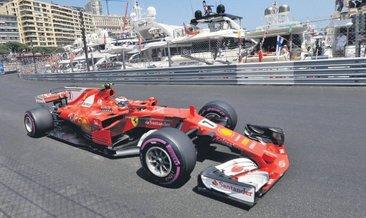 Ferrari geri döndü!