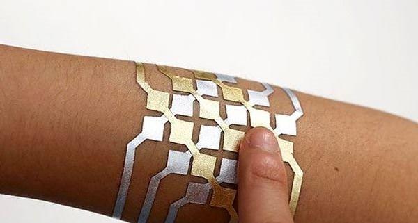 Elektronik dövme modası başladı!