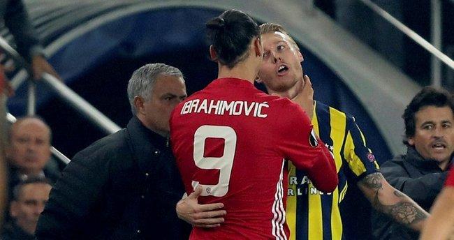 Kadıköy'de Zlatan'a büyük tepki!