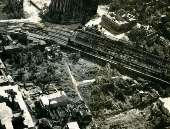 İkinci Dünya Savaşı Sonrası Almanya