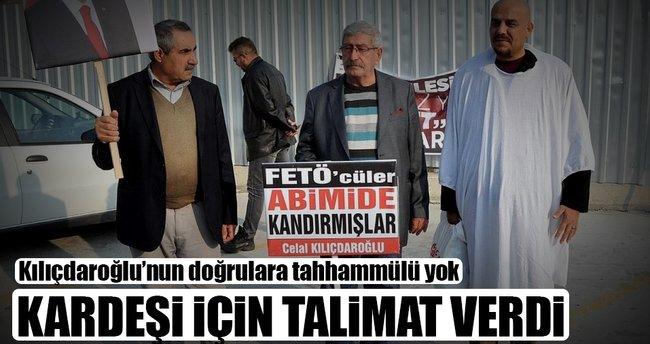 Kılıçdaroğlu'nun gerçeklere tahhammülü yok