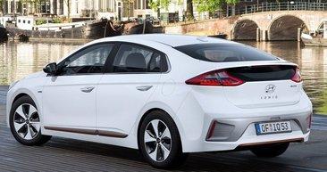 Hyundai IONIQ'in Türkiye fiyatı açıklandı