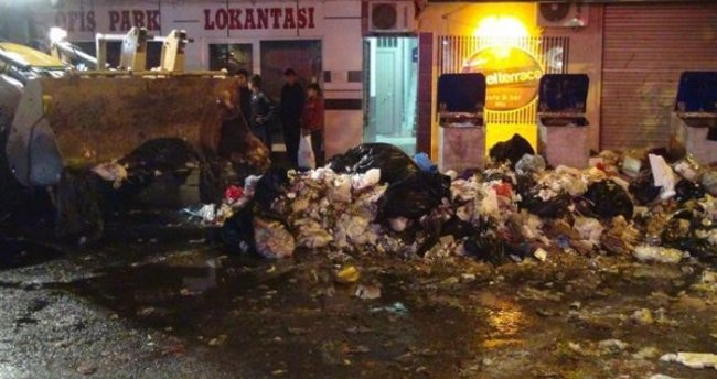 Diyarbakır'ın hizmetini Sur Belediyesi yapıyor