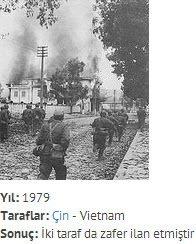 Tarihin en kısa 10 savaşı