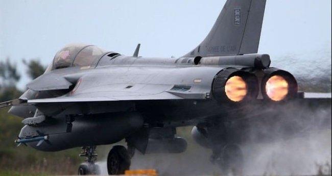 Fransa 36 savaş uçağı sattı