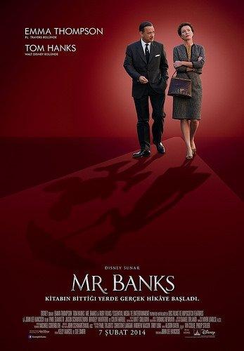 Mr. Banks filminden kareler