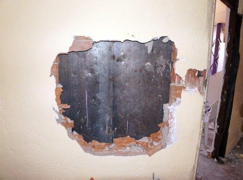 DHKP-C'nin çelik kapılı hücre evi görüntülendi
