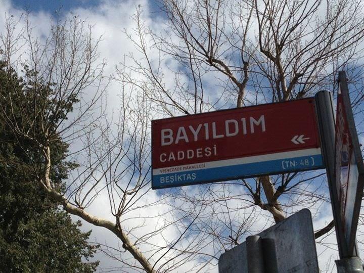 Türkiye'den en ilginç sokak isimleri