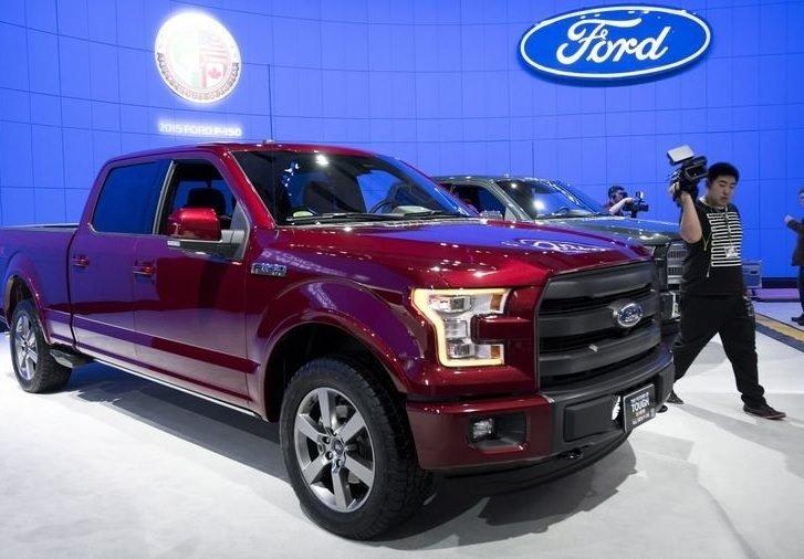 Kanada Autoshow 2015 başladı