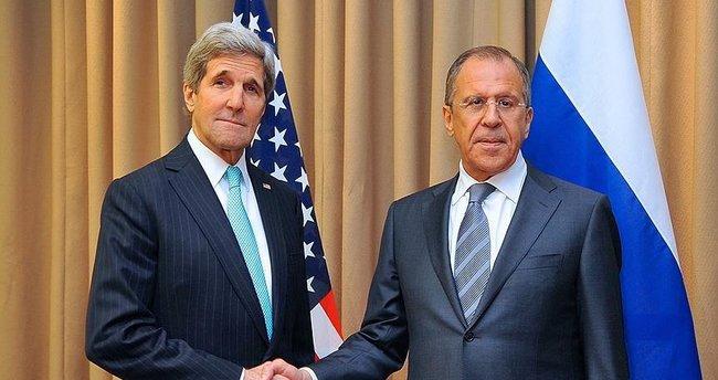 Lavrov ve Kerry Cenevre'de bir araya gelecek!