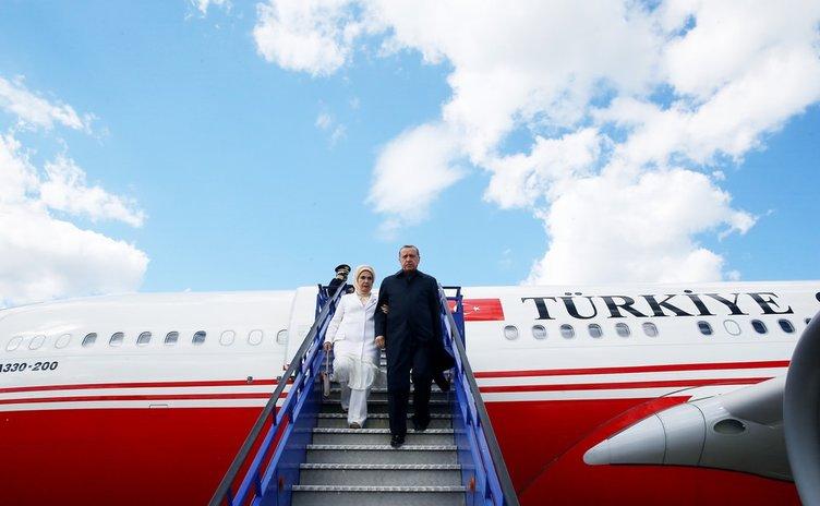 Cumhurbaşkanı Erdoğan Hırvatistan'da