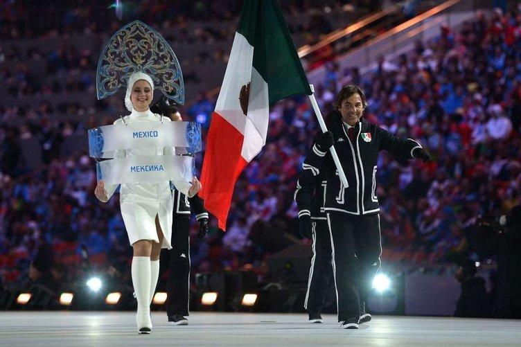 Soçi'nin en yaşlı, dünyanın en ilginç sporcusu