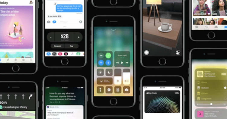 iOS 11 ön inceleme!