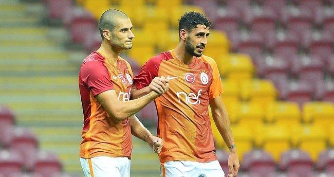 Eren ve Tolga, Galatasaray'ın değişmezlerinden oldu
