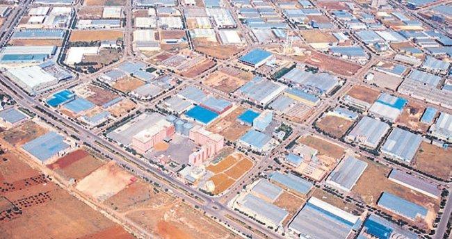 Türkiye'nin en büyük sanayi bölgesi