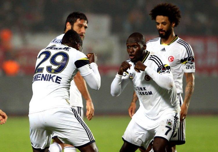 MP Antalyaspor-F.Bahçe maçı Twitter'ı salladı