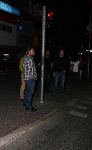 Russell Crowe'un İstanbul turu